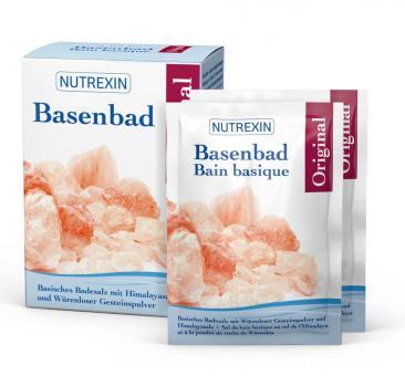 Basenbad Original 6 Beutel