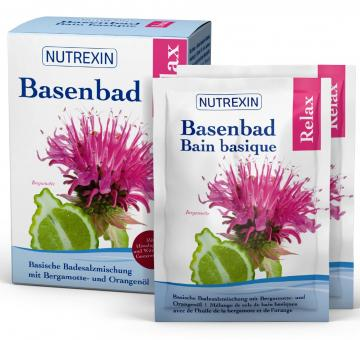 Basenbad Relax 6 Beutel