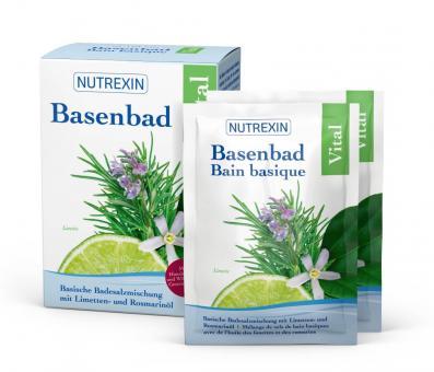 Basenbad Vital 6 Beutel