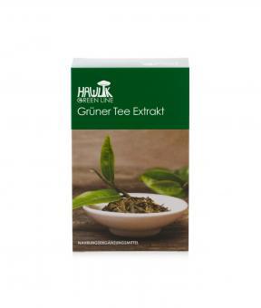 Grüner Tee Extrakt 90 Kapseln